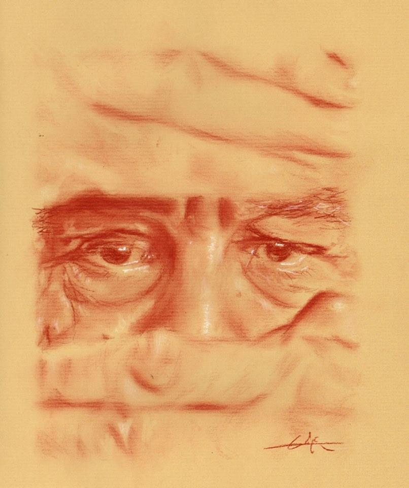 Robert De Niro by flohic
